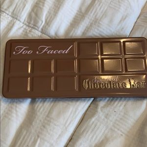 Too faced semi-sweet chocolate bar palette